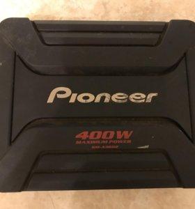 Продам усилок пионер GM-A3602