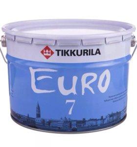 TIKKURILA EURO POWER - 7.