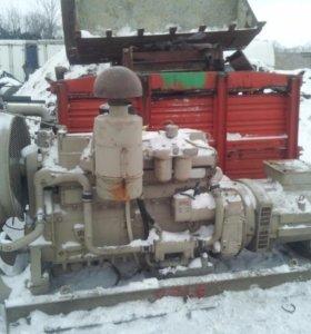 Электростанция (дизель-генератор) 110кВа 3фазы