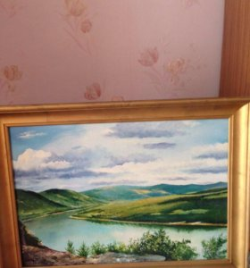 Продам картину Баскаковой