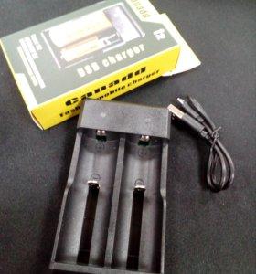 Зарядное устройство Сanadd f2 18650
