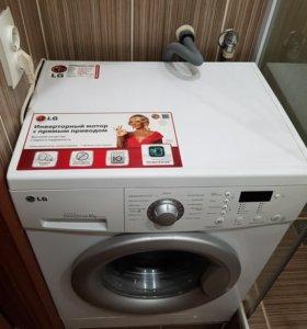 Стиральная машинка LG 6кг (2014г.)