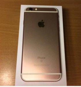 Айфон 6s gold