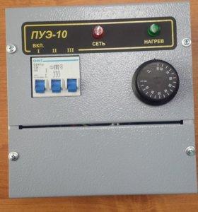 Пульт управления блоком тэн ПУЭВП-10