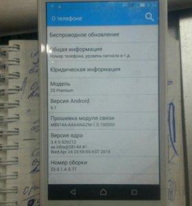 Смартфон Sony xperia Z5 premium, ,копия,,