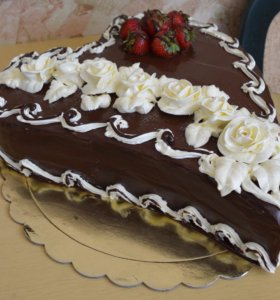Торты, капкейки, пирожные всех видов