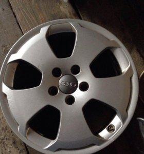 Оригинальные диски Audi R17