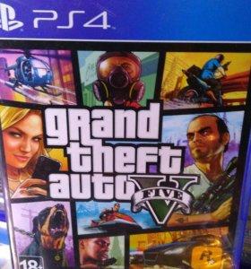 GTA 5 PS4 Б/У