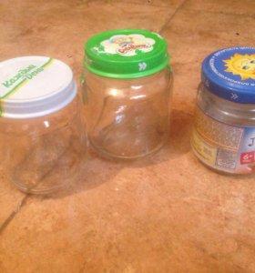 Баночки от детского питания