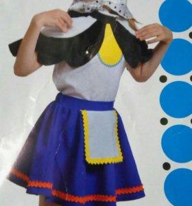 Новогодний костюм Сороки
