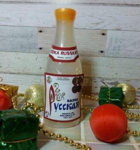 Мыло ручной работы Русская