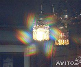 Эффектный светофильтр цветок-4 в Хабаровске