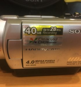 sony dsr-sr200