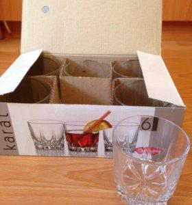 Подарочный набор стаканов