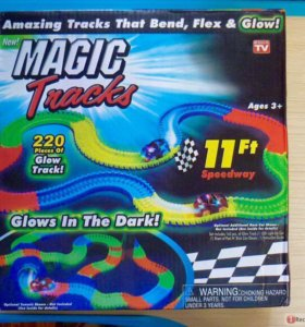 Игрушка Magic Tracks (новая)
