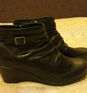 Новые ботинки женские демисезон
