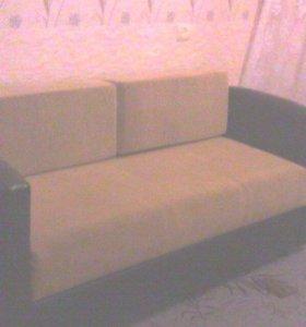 Диван-кровать односпальный