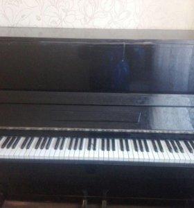 Пианино!