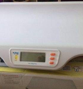 Весы B.Well WK-160 для новорожденных
