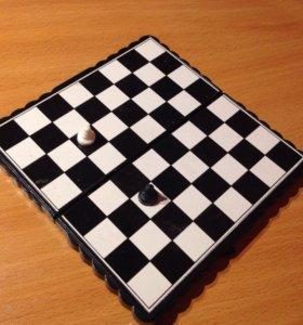 Шахматы магнитные походные