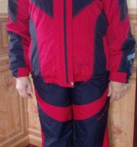 Горнолыжный костюм р.52