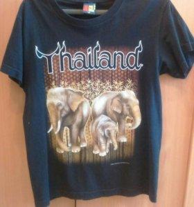 Туристическая футболка