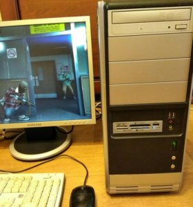 Игровой системник Intel Core i5-2300 2800MHz
