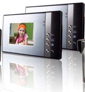 Домофоны и камеры видео наблюдения