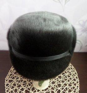 мужская шапка, размер 56-57