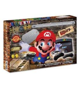 Денди «Марио» + 60 игр