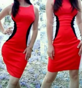 Новое платье. Очень стройнит. Распродажа остатков