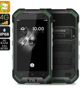 BlackVieW BV6000 IP68 4G LTE 3gb/32gb