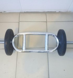 Штанга с параллельным хватом 16 кг
