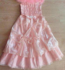 Платье (корсет+ юбка)