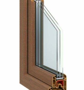 Пластиковые окна фирма GRAIN