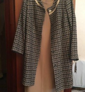 Платье плюс пиджак новый с бирками