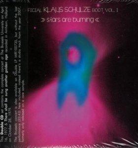 Klaus Schulze – Stars Are Burning
