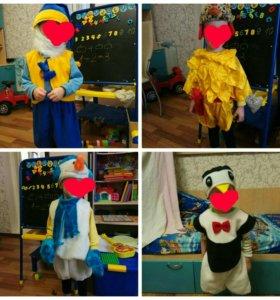 Аренда детских костюмов