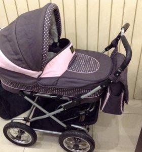 Детская коляска DEDO Bartanina (2-1)