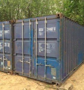 Аренда контейнера в Ступинском районе МО