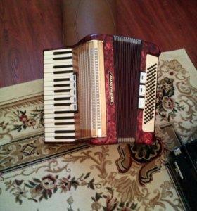 Немецкие аккордеоны