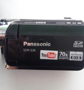 Видеокамера Panasonic SDR-S26