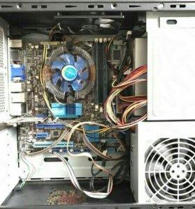AMD Phenom 9650/4x2.3Ghz/6ОЗУ/1GB/HDD320