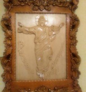 Икона Вознесение Христа