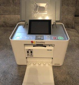 Принтер для печати фото epson