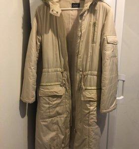 Пальто парка куртка