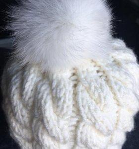 Новая зимняя шапка 🧣🧤
