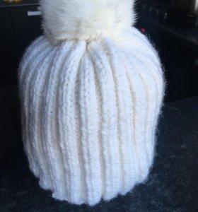 Новая зимняя шапка 🧤🧣