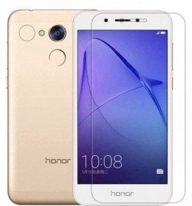 🔥 Защитное стекло Premium на Huawei Honor 6A