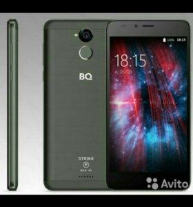 Смартфон BQ S-5510 Strike Power Max LTE Min